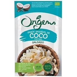 Snack coco salgado bio 20g