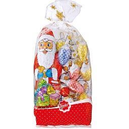 Saqueta pinhas de natal