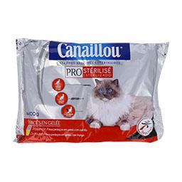 Alimento húmido para gato esterilizado