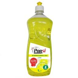Detergente líquido, manual loiça, ultra limão