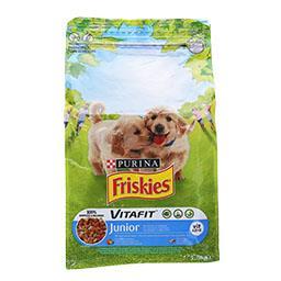 Ração para cão júnior vitafit com frango e leite