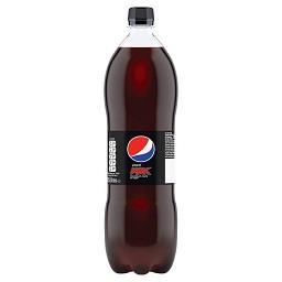Refrigerante com gás Pepsi max