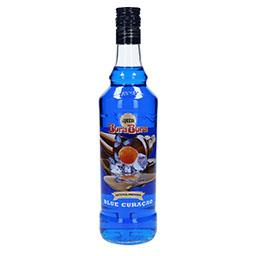 Licor blue curacao