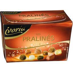 Bombons de Chocolate Praliné