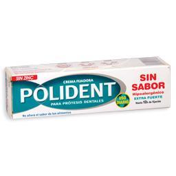 Creme dentário sem sabor