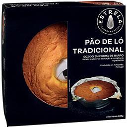 Pão de Ló Tradicional Cozido em forma de Barro
