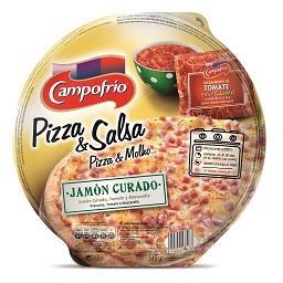 Pizza presunto curado gas 7x345g cf