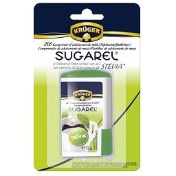 Adoçante Stevia Comprim