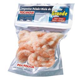 Miolo de camarão grande 40/60