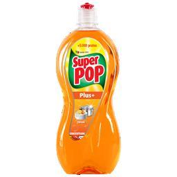 Detergente para loiça plus + citrinos