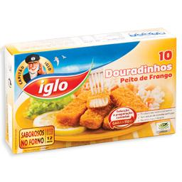 Douradinhos de frango, 10 unidades