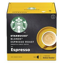 Café espresso blonde by dolce gusto