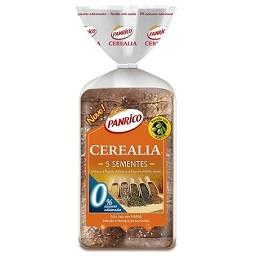Pan cerealia 5 semillas 435g *9 (port)