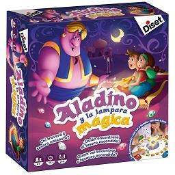 Jogo Aladino e a Lâmpada Mágica