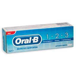 Pasta dentifríca 1 2 3