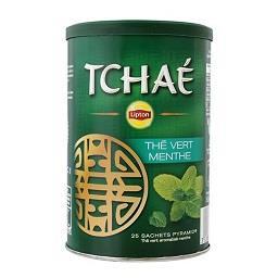Chá Tchaé Verde Menta