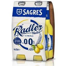 Radler limão 0%