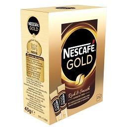 Café solúvel em saquetas