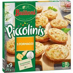 Buitoni picn 3 formaggi 10(9x30g)n1 xm