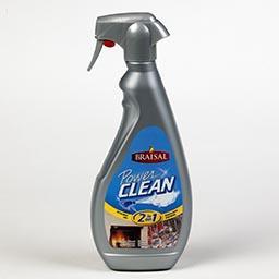 Limpa vidros lareira, pistola
