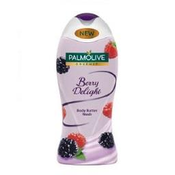 Gel de Banho Gourmet Berry Delight