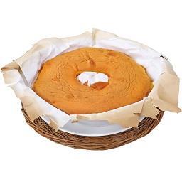 Pão de Ló Húmido Simples