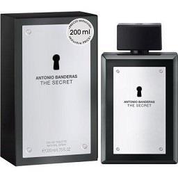 Eau de Toilette Homem Secret