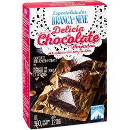Delicia chocolate c/ amêndoa
