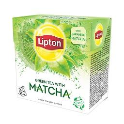 Chá verde matcha