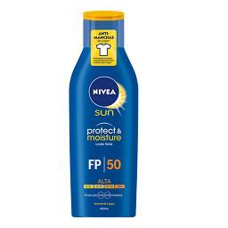 Protetor Solar Protect&Moisture FP50+
