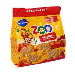 Bolacha leibniz zoo manteiga