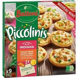 Piccolinis indiana