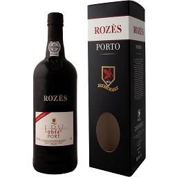 Vinho do Porto L.B.V. 2014 com estojo