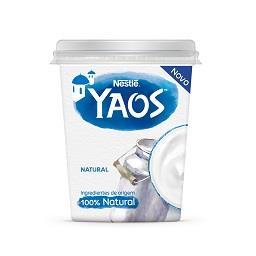 Iogurte grego yaos natural