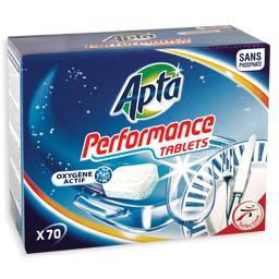 Detergente para máquina de loiça, pastilhas, 70 unid...