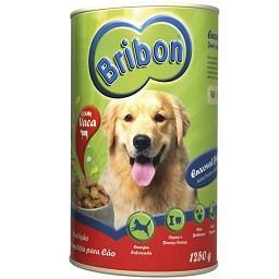 Alimento húmido para cão, Vaca