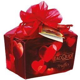 Trufas Coração Paquet Cadeau