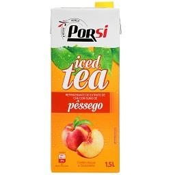 Ice tea pessego