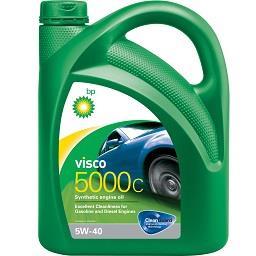 Óleo Visco 5000, 5w40