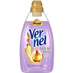Amaciador para roupa, soft & oils purple