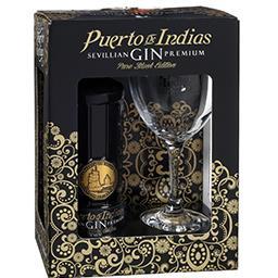 Gin Pure Black