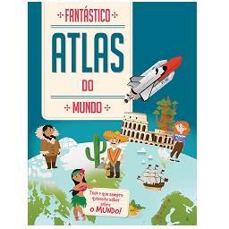 Fantástico Atlas do Mundo