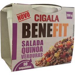 Salada Benefit Quinoa Verde