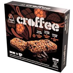 Croffee barra cereais café choc negro 5s