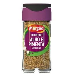 Tempero segredos alho c/ pimenta