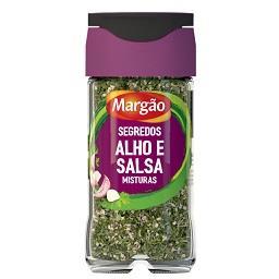 Tempero segredos alho e salsa
