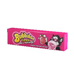 Bubbaloo gum strawberry 38 gr