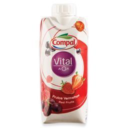 Néctar vital frutos vermelhos