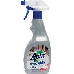 Spray Limpa Inox