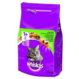 Alimento seco para Gato Adulto, Borrego